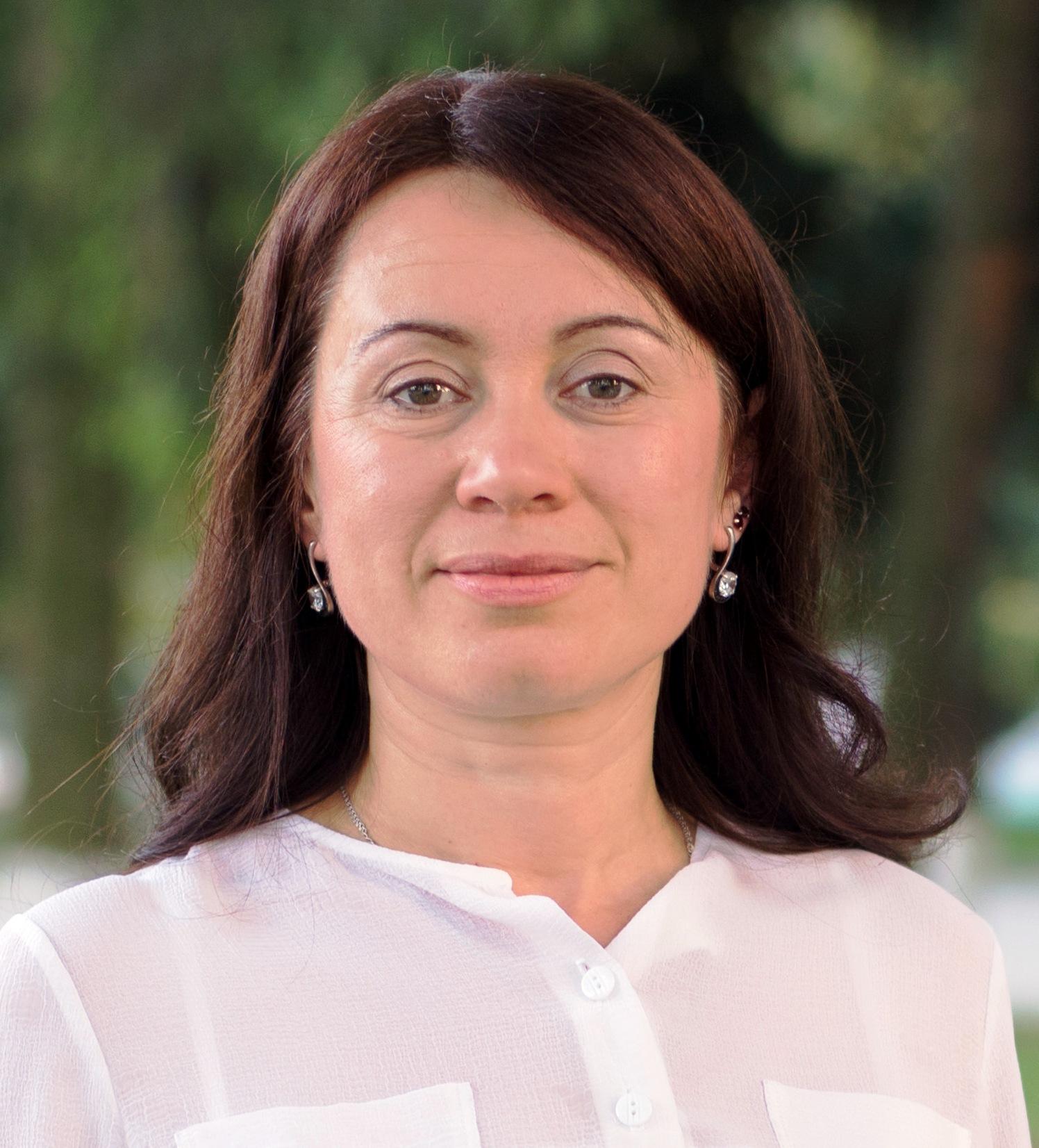 Ірина Костюк         Вячеславівна